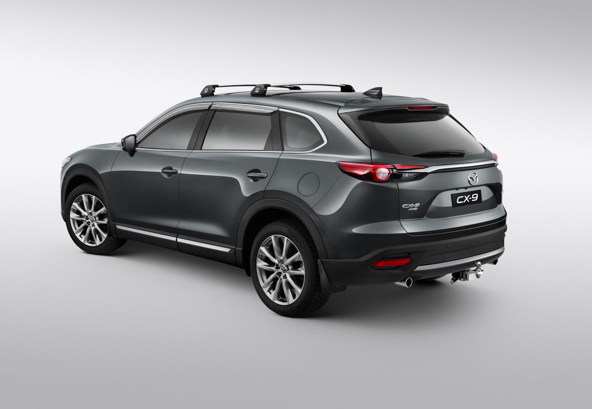 Mazda Cx 9 Accessories - Best Accessories 2017